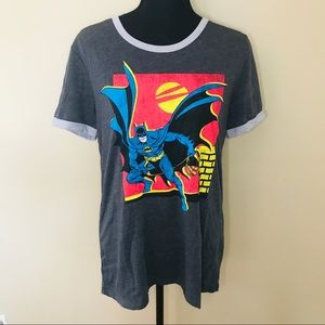 NWOT Vintage Style Batman TShirt Size L